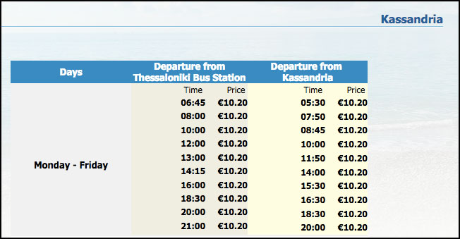 From-Thessaloniki-to-Halkidiki-kassandria-by-bus-timetable