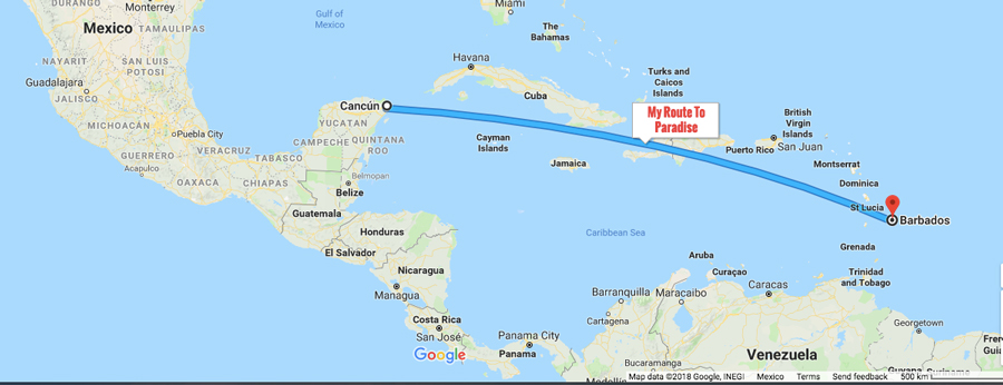 barbados-travel-guide-map-from-mexico