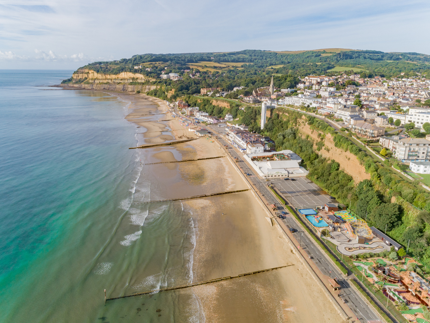 Isle_of_wight_best_beaches_Shanklin-beach
