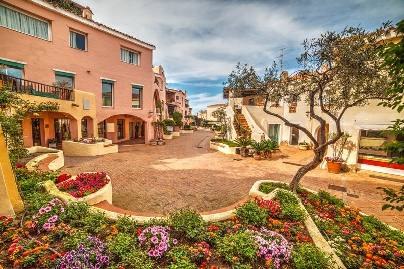 Porto-Cervo-village-Sardinia-costa-smeralda