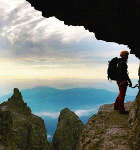 dolomites-hiking-via-ferrata-bocchette-centrali