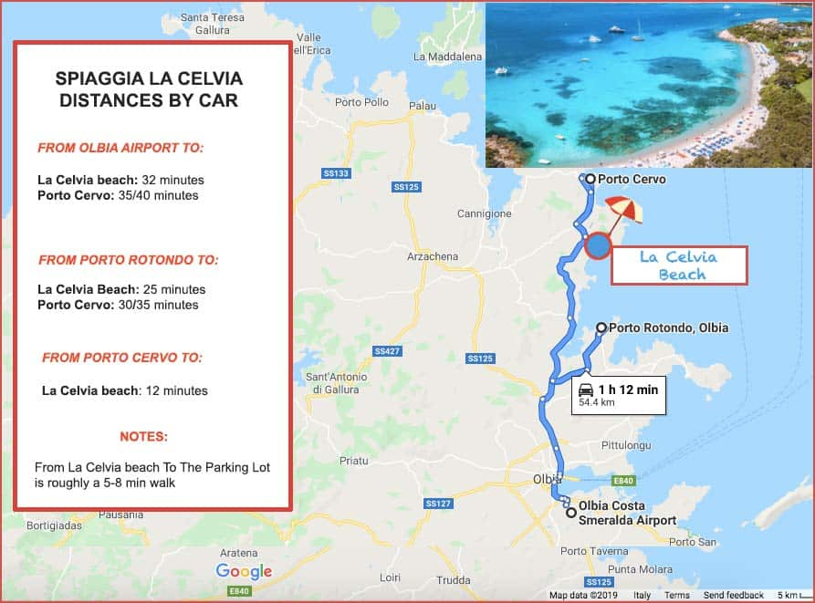 costa-smeralda-beaches-la-celvia-map-distances-by-car