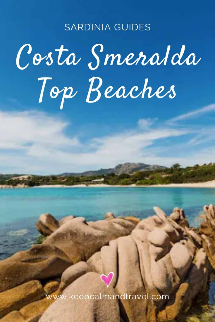 TOP COSTA SMERALDA BEACHES SARDINIA AND HOTELS NEAR THE BEACH POTO CERVO
