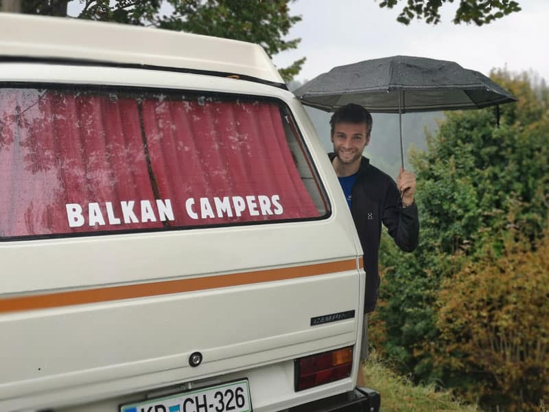 balkan-campers-campervan-lake-bled-slovenia-rainy-day