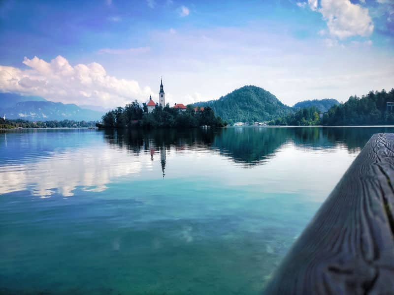 lake-bled-castle-slovenia-by-campervan-one-week-itinerary