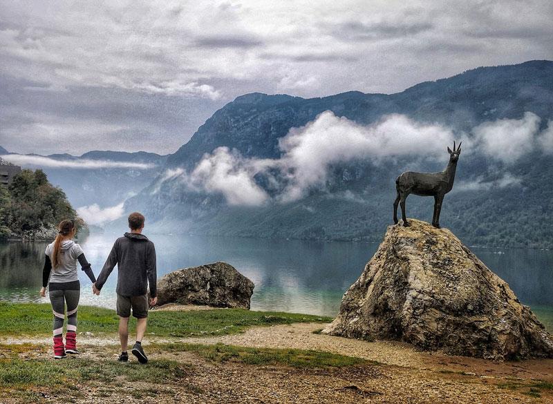 lake-buhinj-visit-slovenia-by-campervan-one-week-itinerary