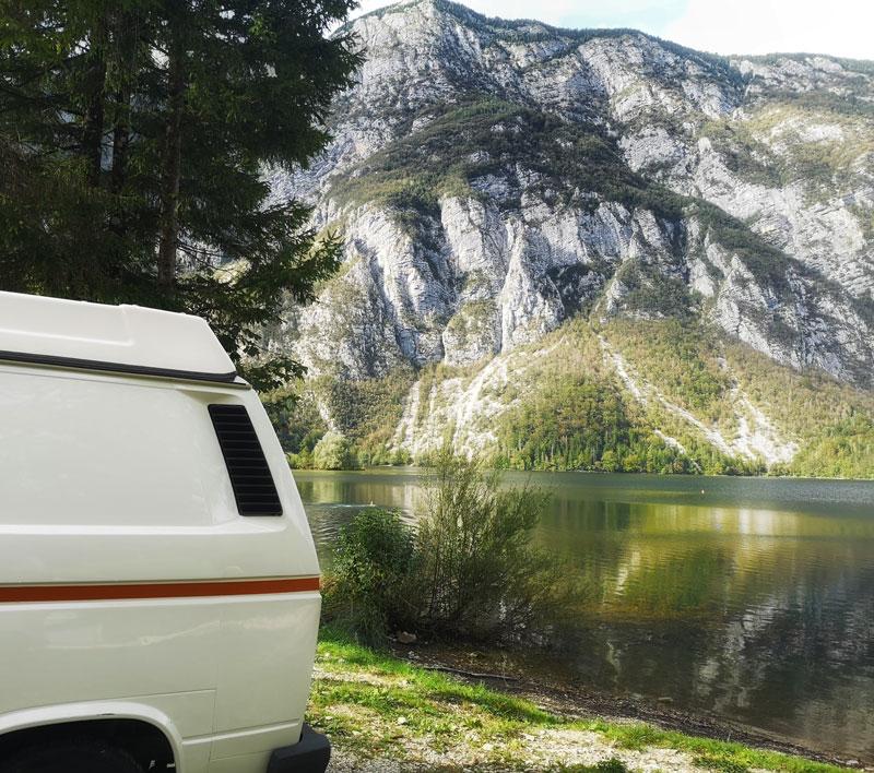 slovenia-in-one-week-by-campervan-lake-bohinj-camping-site