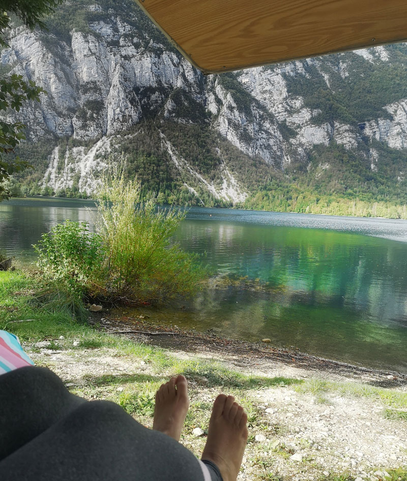 slovenia-in-one-week-by-campervan-lake-bohinj