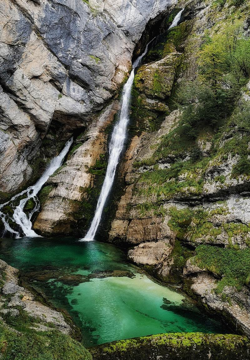 visit-slovenia-in-one-week-by-campervan-savica-waterfalls